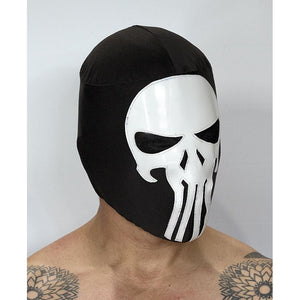 The Punisher Mask - Mexican Wrestling Masks - Lucha Libre Mask