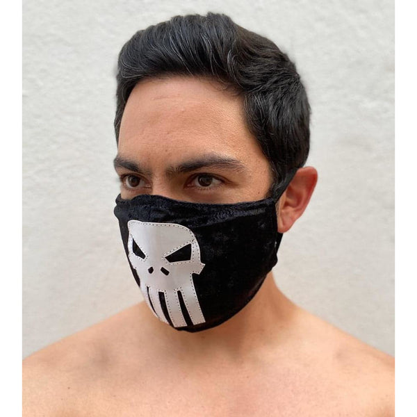 The Punisher Face Mask - Mexican Wrestling Masks - Lucha Libre Mask