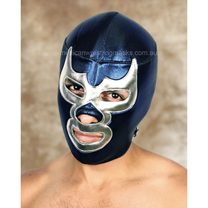 Blue Demon - Mexican Wrestling Masks - Lucha Libre Mask