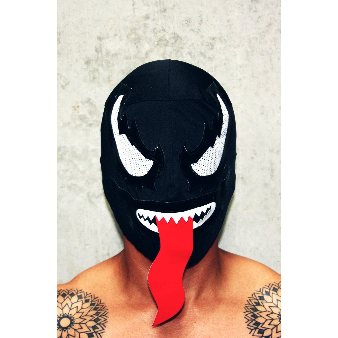 Venom Mask - Mexican Wrestling Masks - Lucha Libre Mask