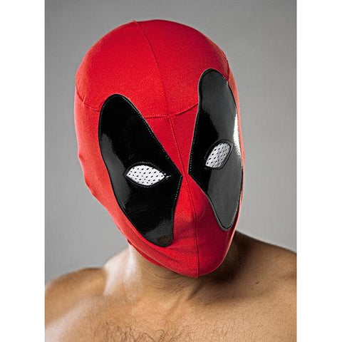 Deadpool Mask - Mexican Wrestling Masks