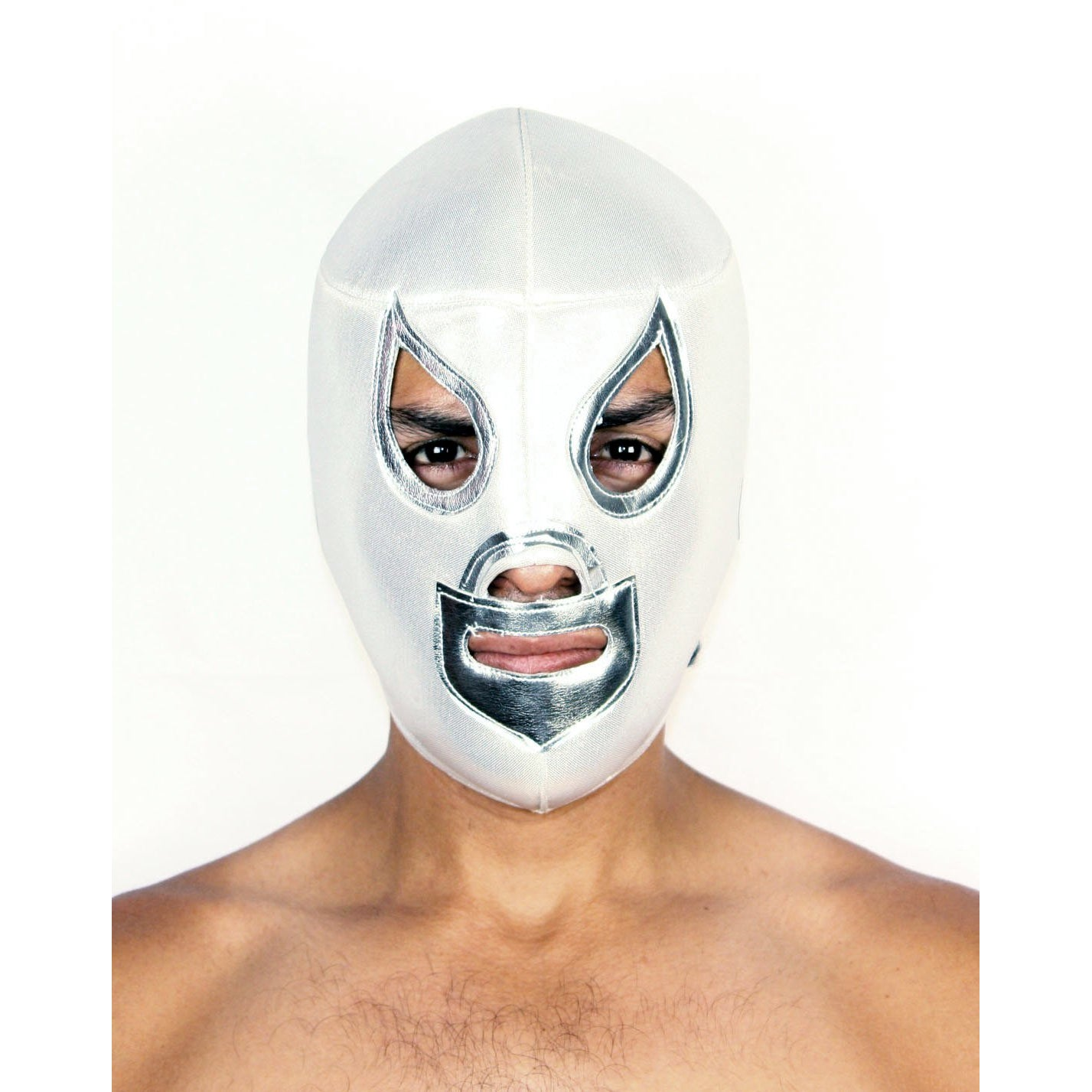 Santo Mexican Wrestling Mask