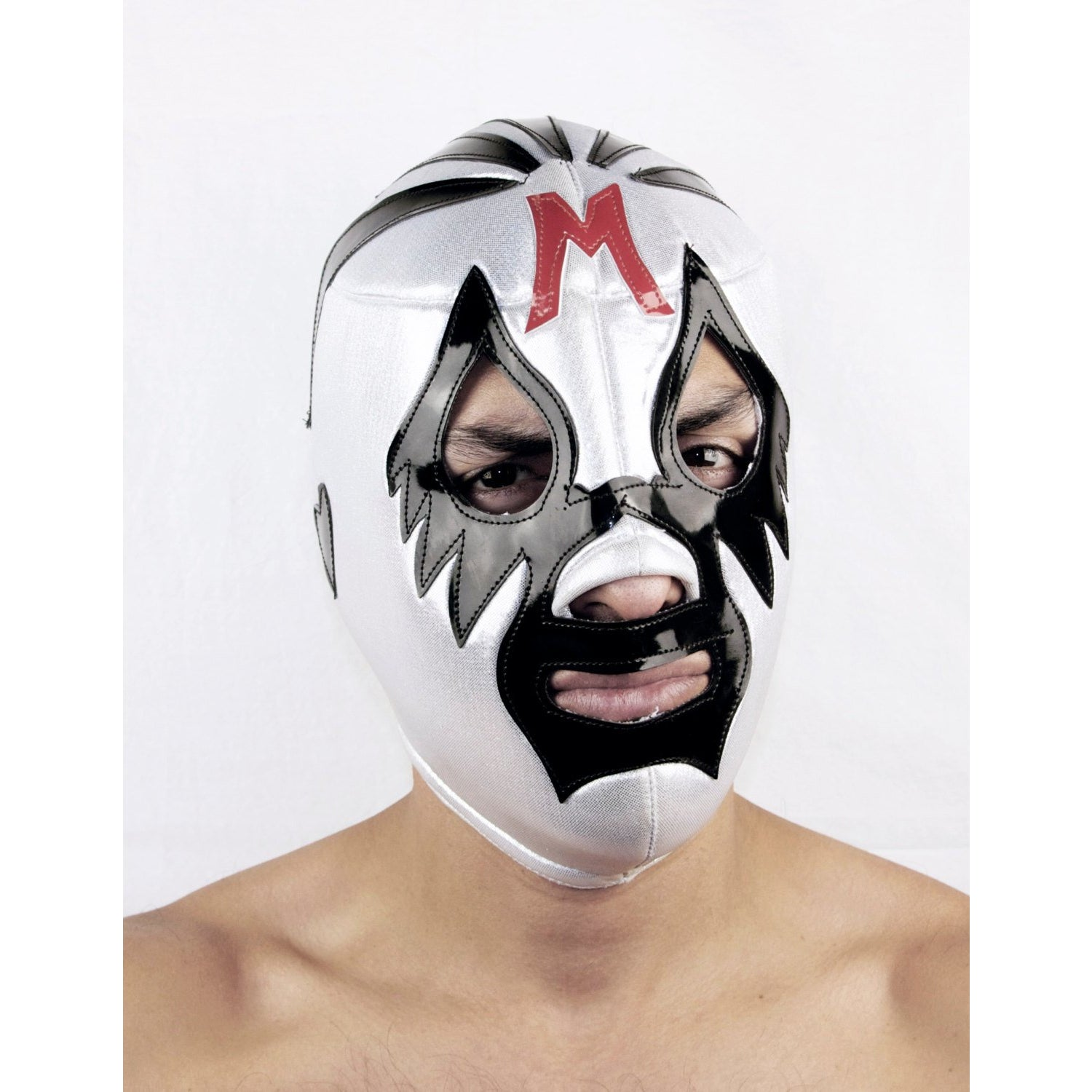 Mil Mascaras Mexican Wrestling Mask