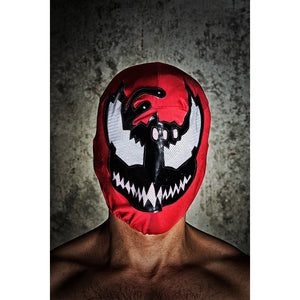 Carnage Mask - Mexican Wrestling Masks