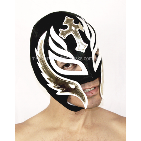Rey Mysterio 04 Mask - Mexican Wrestling Masks - Lucha Libre Mask