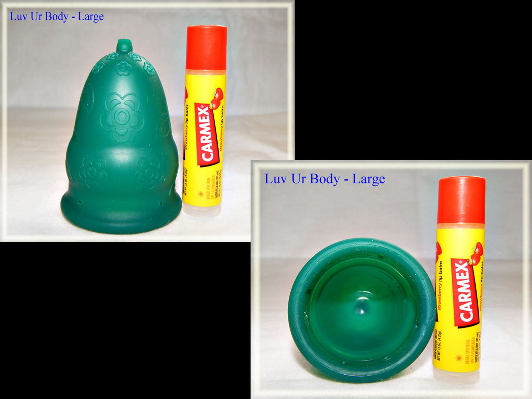Luv Ur Body Cup (L) Review