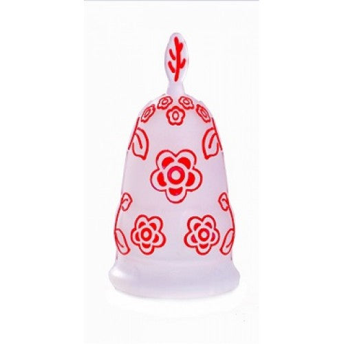 Menstrual Cup - Small Sized Red Cup