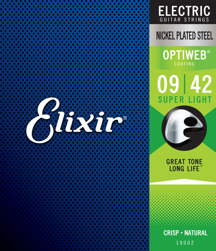 Elixir Electric OPTIWEB
