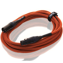 Orange Professional Microphone Cable