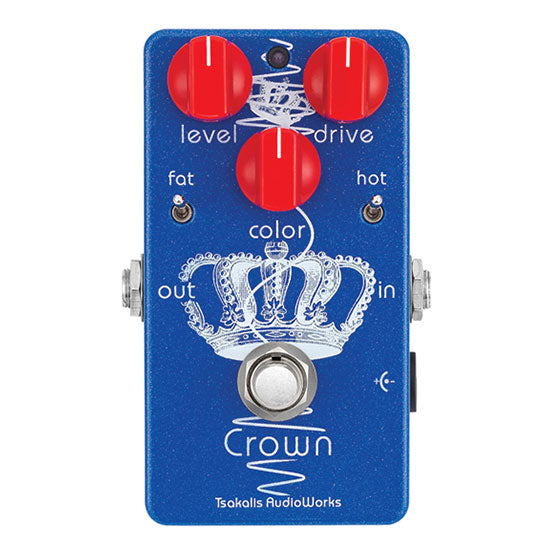 Tsakalis Audioworks Crown
