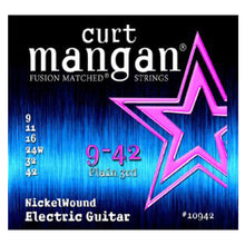 Curt Mangan Nickel Wound Strings