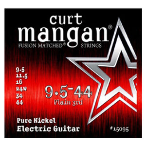 Curt Mangan Pure Nickel Strings