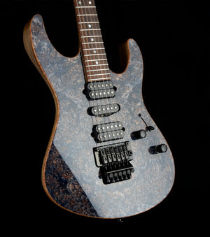 Suhr Modern Set Neck Custom - Burl Maple Top