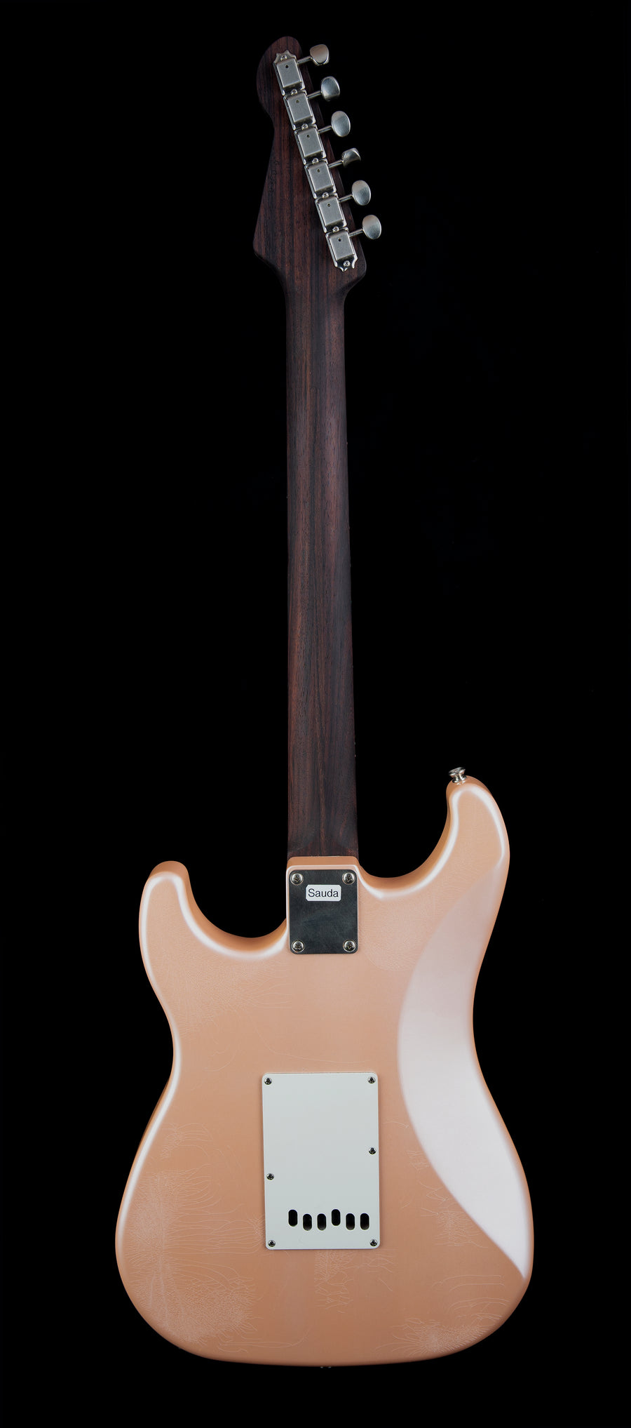 LsL Saticoy Champagne Pink - Ltd Edition Rosewood Neck