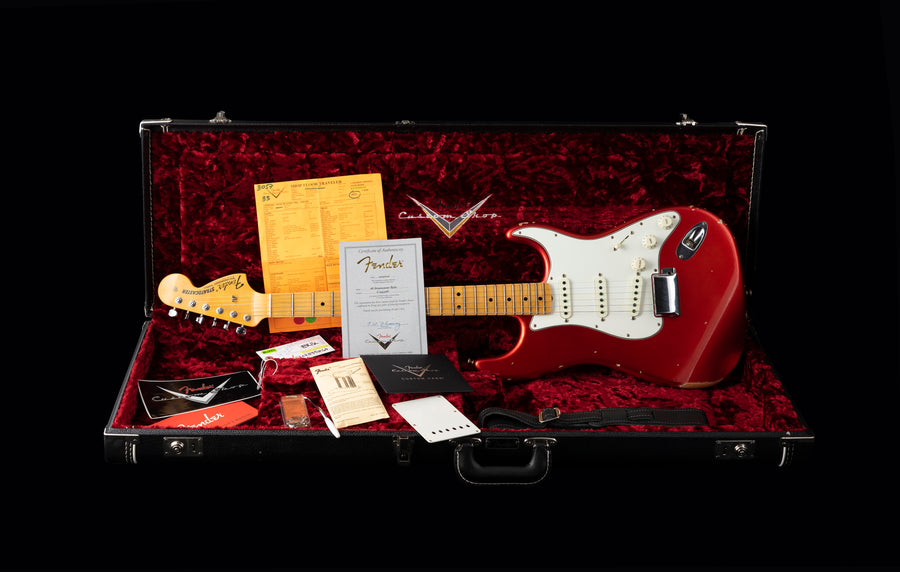 Fender Custom Shop '68 Stratocaster Relic