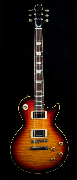 Gibson Custom Shop Les Paul 1959 Reissue R9 Tri Burst - Dark Back