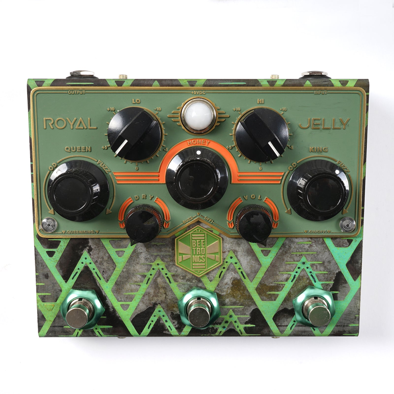 Beetronics Royal Jelly Custom