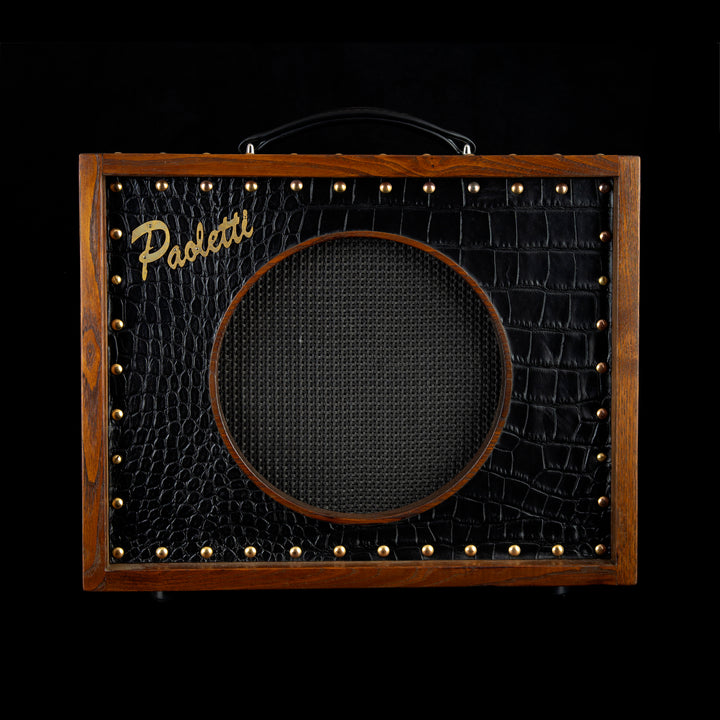 Paoletti Brutale - 6W Combo - Black Leather