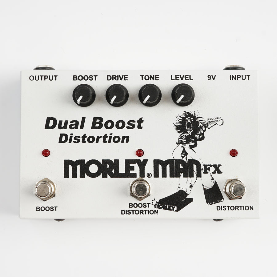 Morley MDB2 Dual Boost Distortion