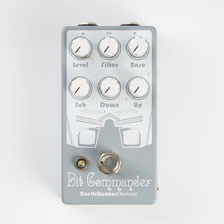 EarthQuaker Devices Bit Commander Guitar Synthesizer V2