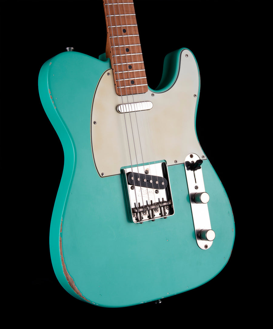 Xotic California Classic XTC-1 Sea Foam Green
