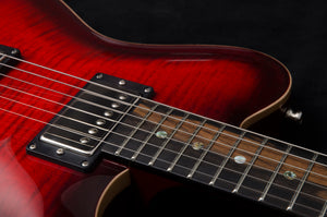 Nik Huber Dolphin II - Ruby Red Burst