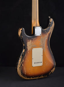 Fender Custom Shop '57 Heavy Relic Stratocaster - 2 Tone Sunburst