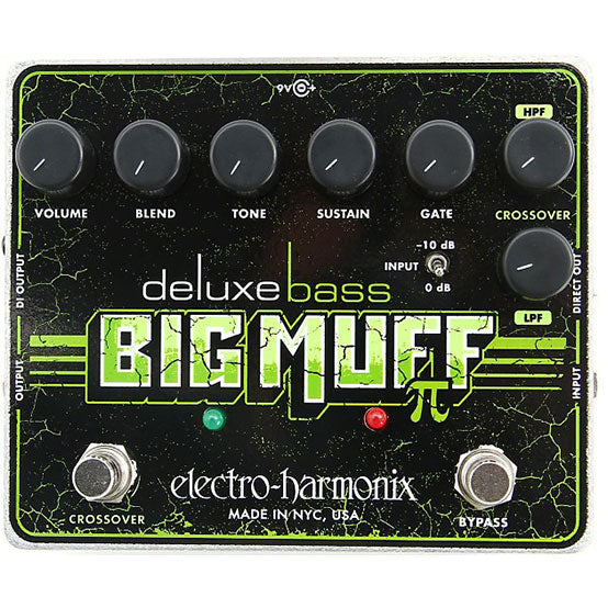 EHX Deluxe Bass Big Muff Pi