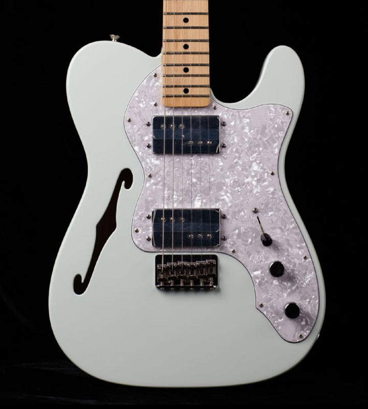 Fender Special Edition '72 Thinline Telecaster Faded Sonic Blue