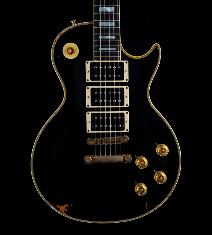 "Gibson Custom Shop 2015 Peter Frampton ""Phenix"" '54 Les Paul Custom Replica #11 of 35"