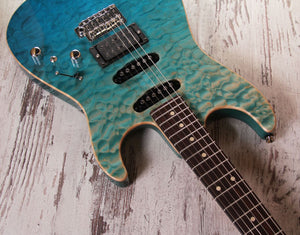Tom Anderson Drop Top - Bora Blue Surf