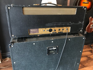 Marshall 1974 JMP 50 Watt Lead - modded by Lee Jackson / Metaltronix