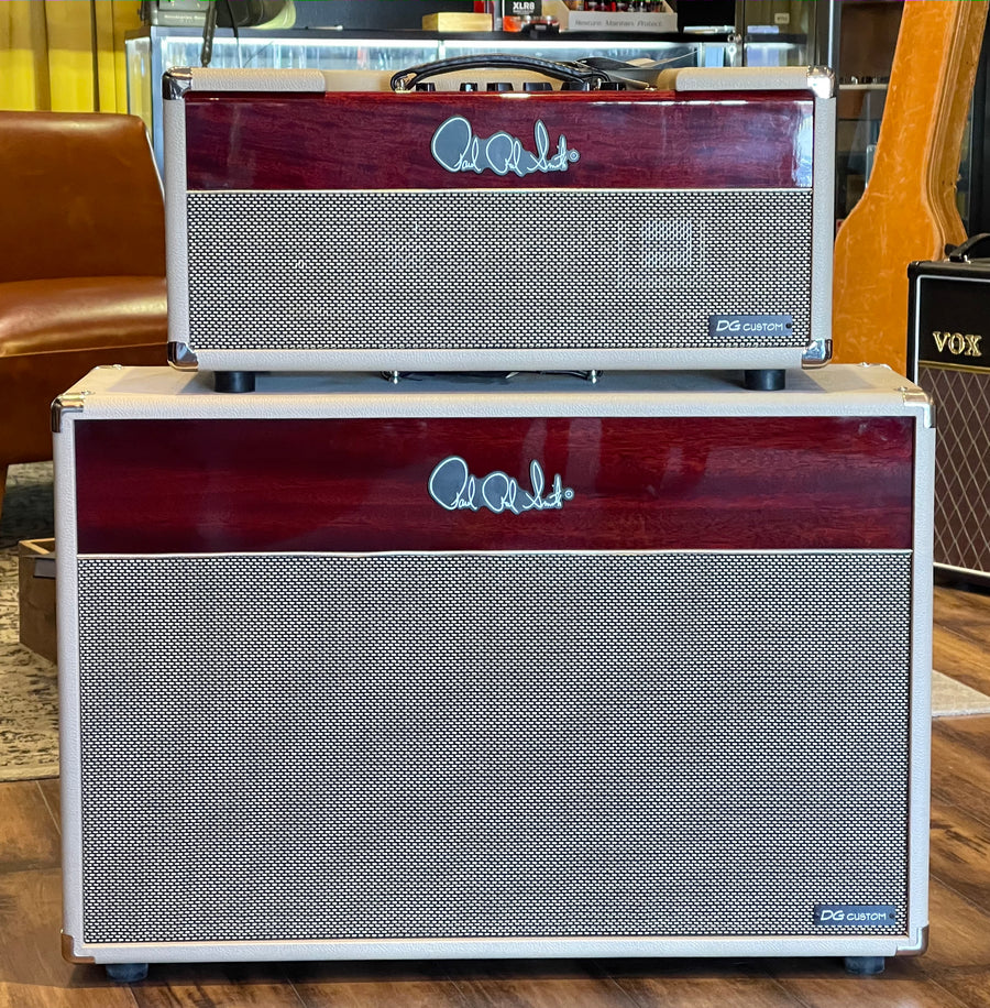 PRS DG Custom 30 Head and 2x12 Cab