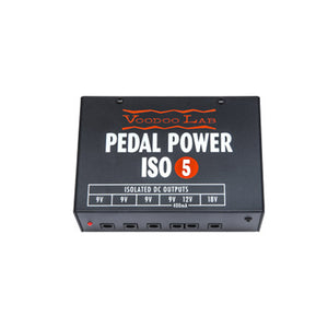 Voodoo Lab Pedal Power ISO-5