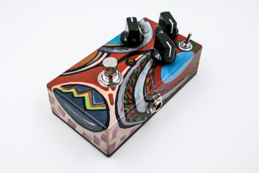 JAM Pedals TubeDreamer Custom Shop Red