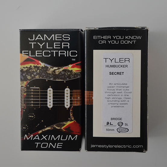 James Tyler Secret Humbucker