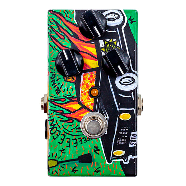 JAM Pedals Rattler - Custom Shop Accidental