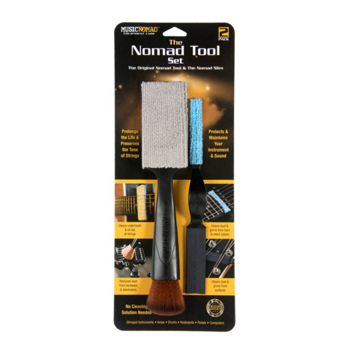 Music Nomad The Nomad Tool Set - The Original Nomad Tool & The Nomad Slim