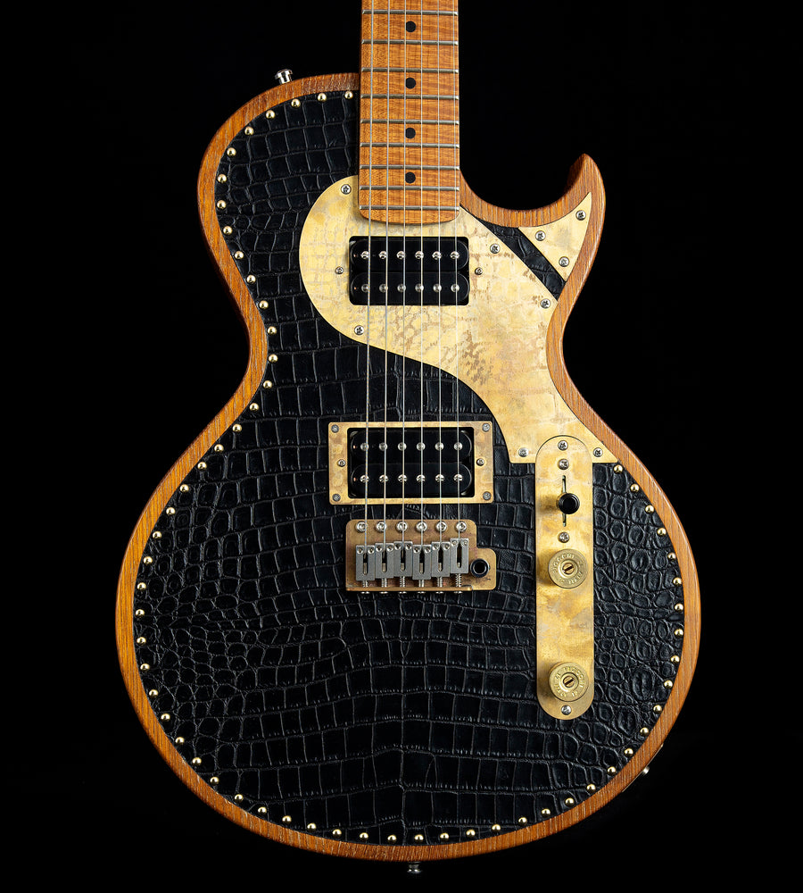 Paoletti Leather HB Jr. Tremolo