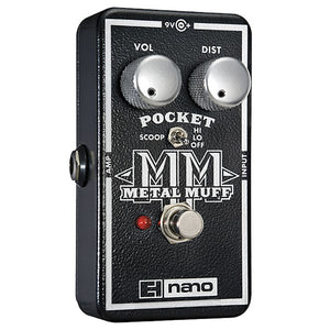 EHX Pocket Metal Muff