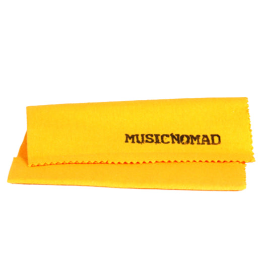 Music Nomad All Purpose Edgeless 100% Pure Flannel Non-Treated Polishing Cloth
