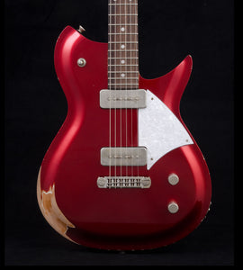 Fano RB6 Standard - Candy Apple Red