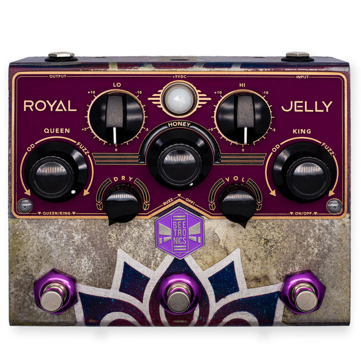 Beetronics Royal Jelly Custom - NAMM