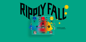 JAM Pedals Ripply Fall