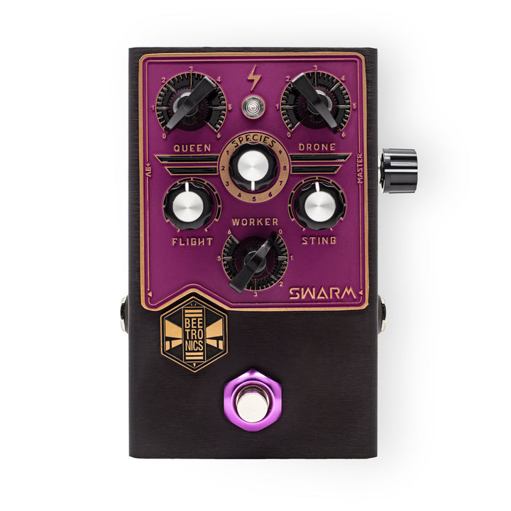Beetronics Swarm Purple - Angel City Guitars Limited Run