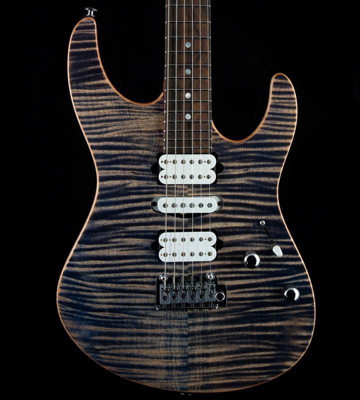 Suhr Custom Modern Trans Blue Denim / Slate