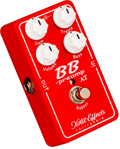 Xotic BB Preamp 2017 Andy Timmons Edition