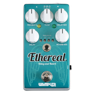 Wampler Ethereal - Reverb and Delay