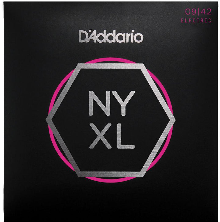 D'Addario NYXL Electric Strings