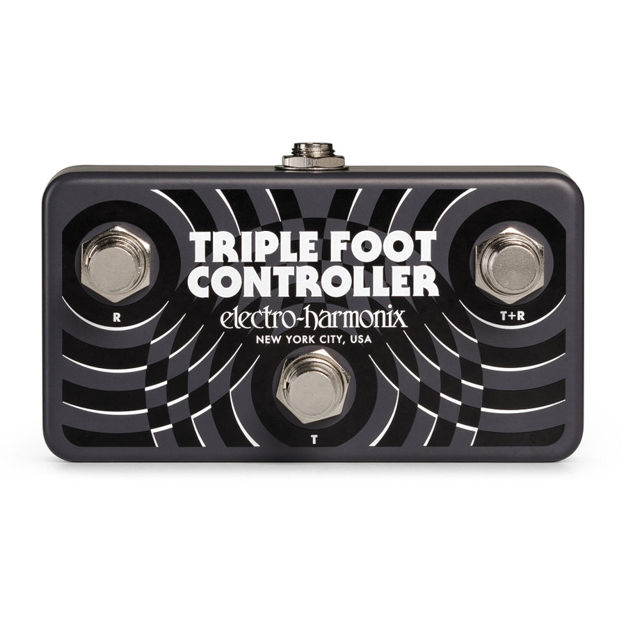 EHX Triple Foot Controller